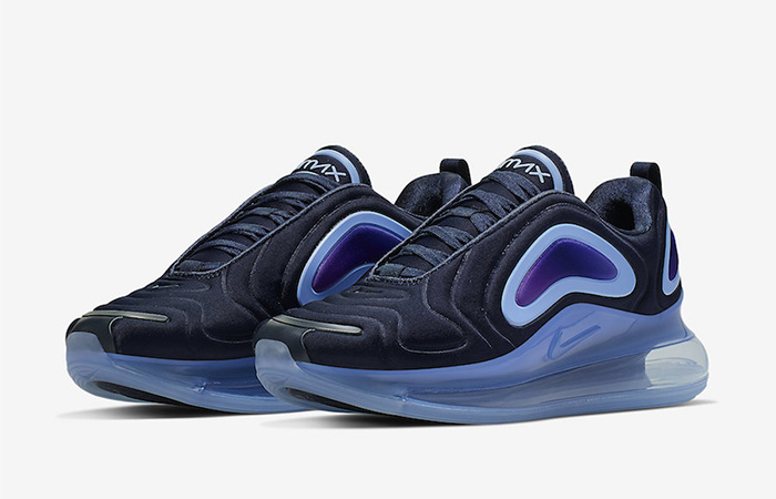 Nike Air Max 720 Returnging With 3 New Volts ft