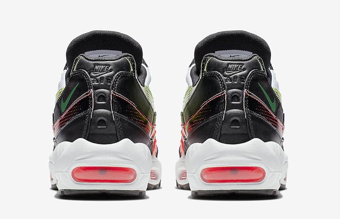 Nike Air Max 95 Black Volt AJ2018-004