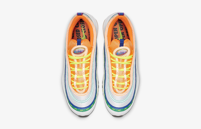 Nike Air Max 97 London Summer of Love CI1504-100