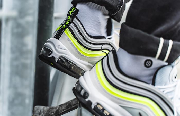 Nike Air Max 97 White Black AQ4126-101