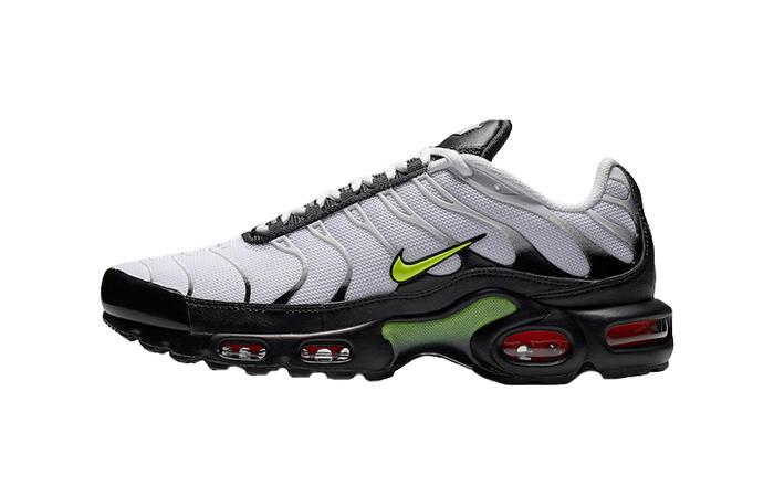 Nike Air Max Plus White Volt AJ2013-100 01
