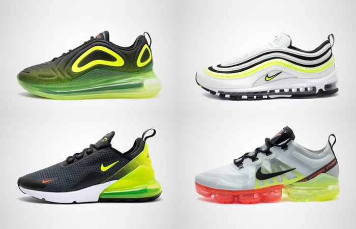 Nike Air Max Volts Are All In One There ft