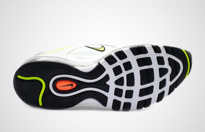 Nike Air Max White Black Volt AQ4126-101