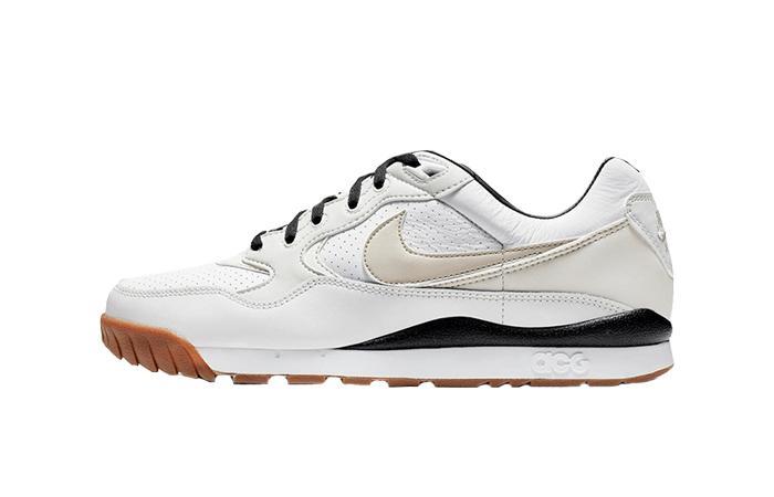 Nike Air Wildwood ACG White Gum 01