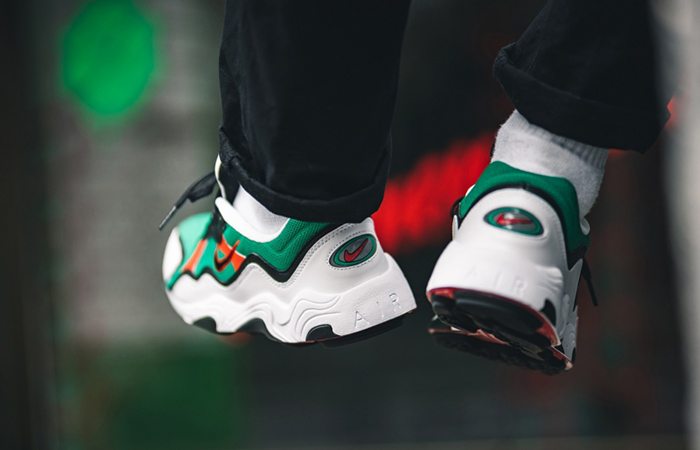buy online 24bda 83a86 ... Nike Air Zoom Alpha Green BQ8800-300 04 ...