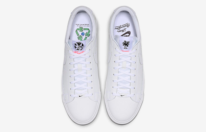 Nike Blazer Low Earth Day Pack White CI5546-100