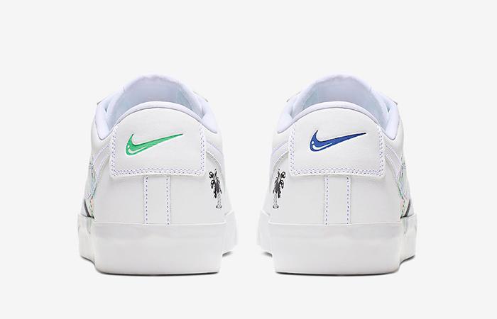 Nike Blazer Low Earth Day White CI5546-100