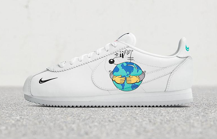 Nike Cortez Earth Day Pack Pure White 02