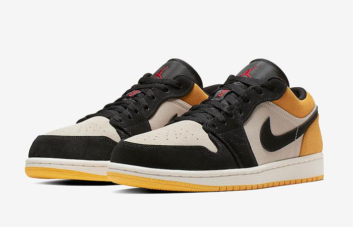 Nike Jordan 1 Low University Gold 553558-127 03