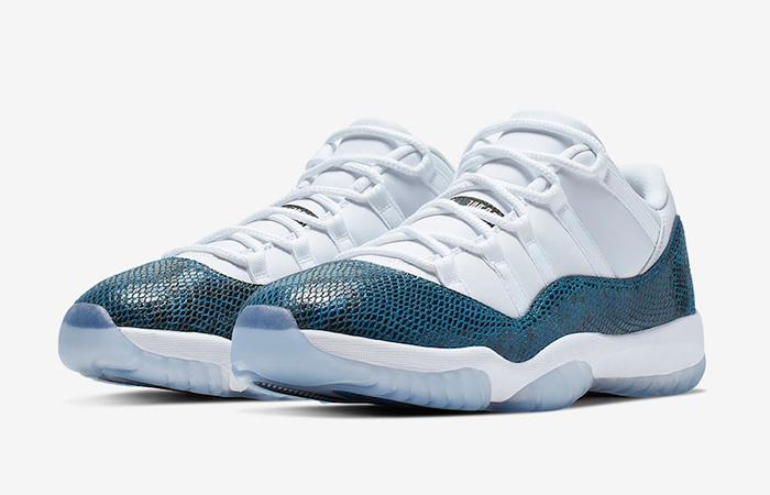 Nike Jordan 11 Low White CD6846-102