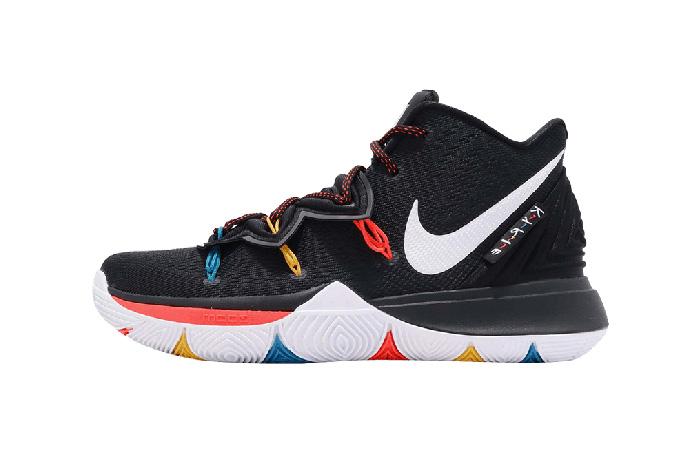 "79e68087367c Nike Kyrie 5 ""Friends"" Black AO2919-006"