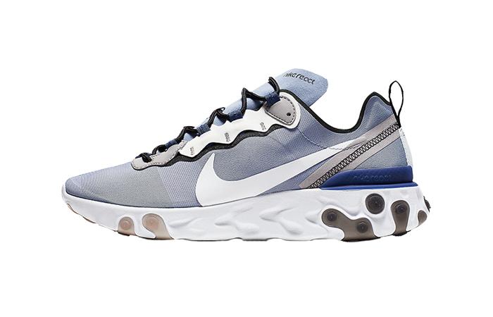 Nike React Element 55 Light Navy BQ6166-402 01