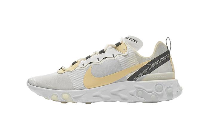 Nike React Element 55 White BQ6166-101 01