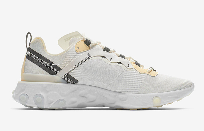 Nike React Element 55 White BQ6166-101 02