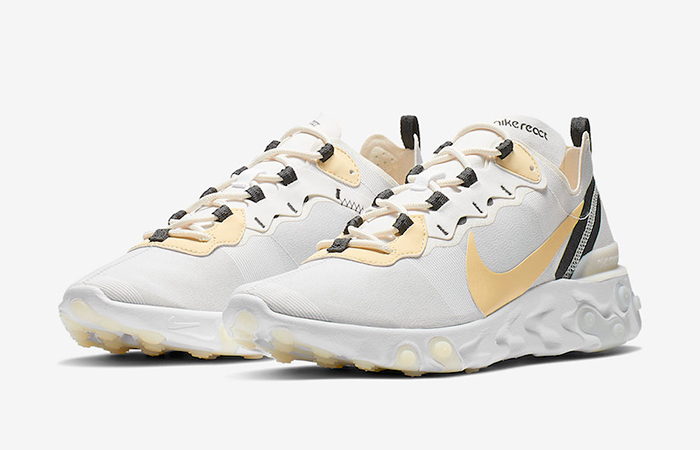 Nike React Element 55 White BQ6166-101 03