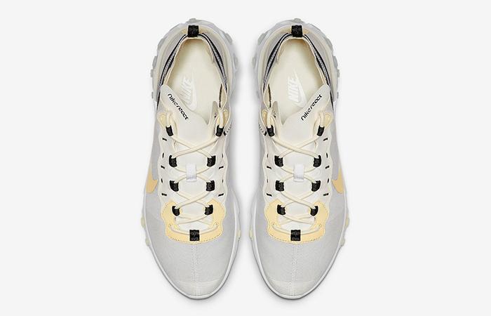 Nike React Element 55 White BQ6166-101