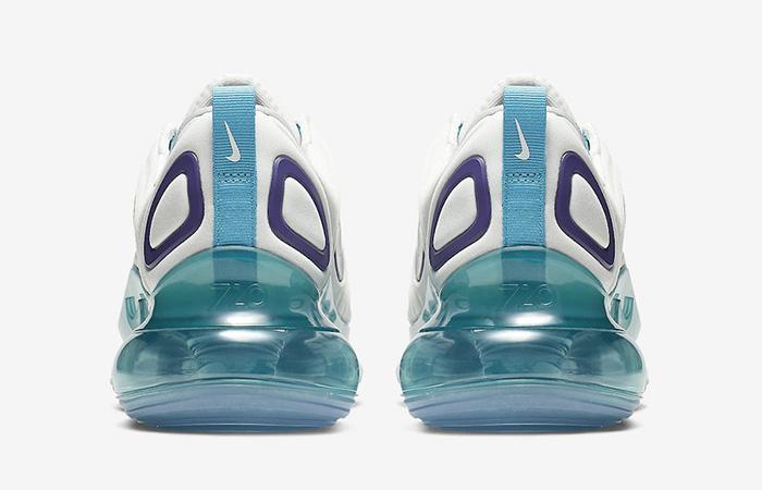 Nike Womens Air Max 720 Blue AR9293-100