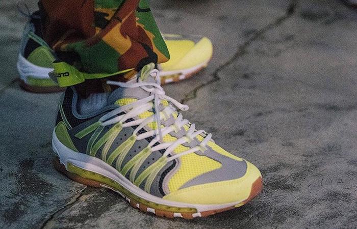 magasin en ligne ea930 0ad7c Nike Zoom Haven 97 Clot Volt
