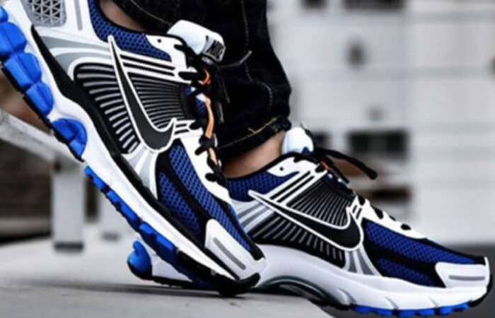 Nike Zoom Vomero 5 Blue Black CI1694-200 02