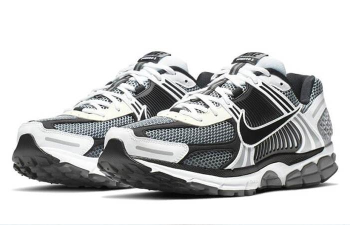 Nike Zoom Vomero 5 Grey Black CI1694-001