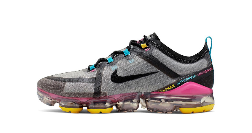 Nike's Latest Air VaporMax 2019 Coming With Technical Touch and Summer Friendly Look 01