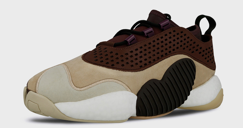32dab0c600cb3 Pharrell Williams Has Made A Collaboration With adidas Consortium Crazy BYW  Low 01