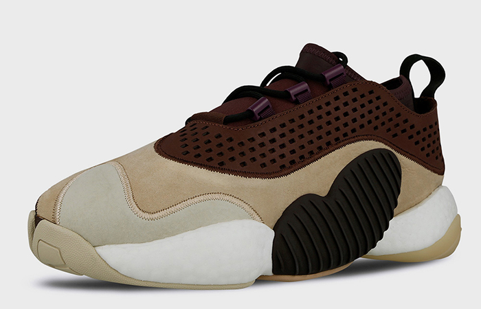 Pharrell Williams Has Made A Collaboration With adidas Consortium Crazy BYW Low ft