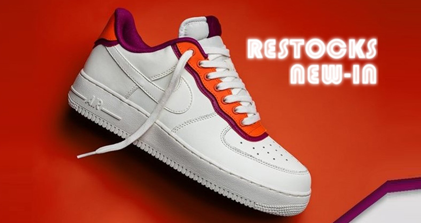 Some Restock Trainers 01
