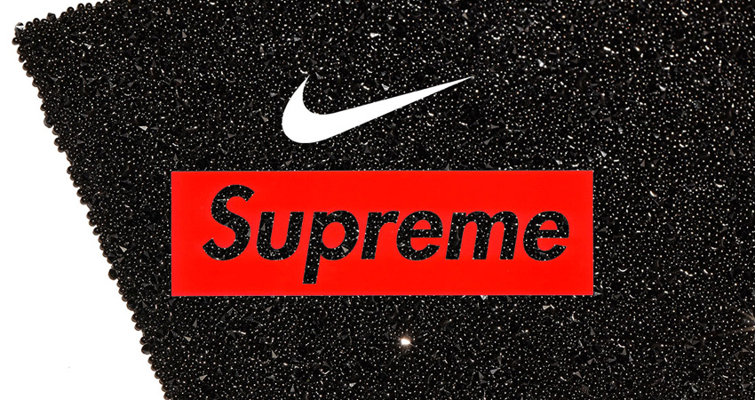 supreme has collaborated with nike