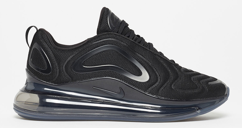 The New Air Max 720 Coming With A Black Mesh Look 01