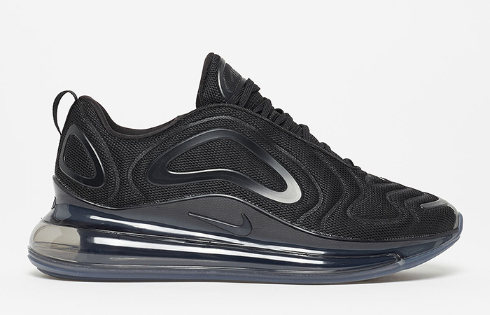 The New Air Max 720 Coming With A Black Mesh Look ft