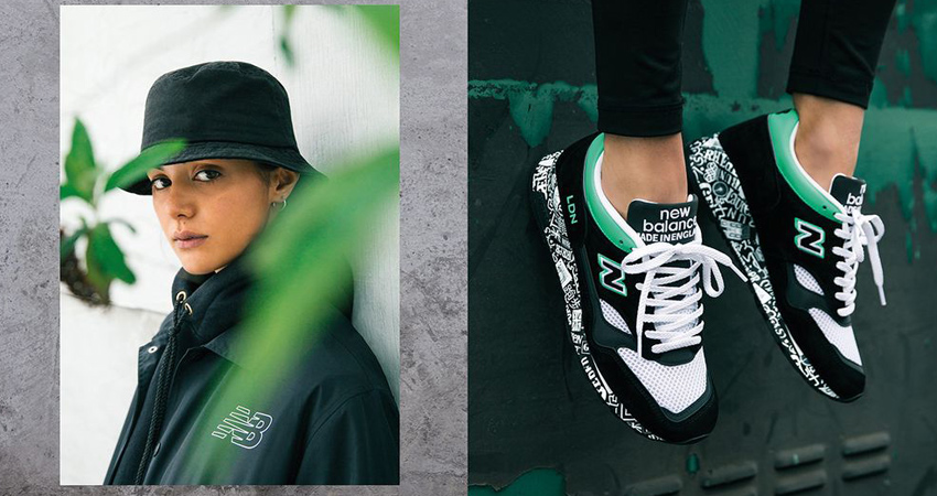 The New Balance M1500 London Marathon Coming With A Black Mint Look 06