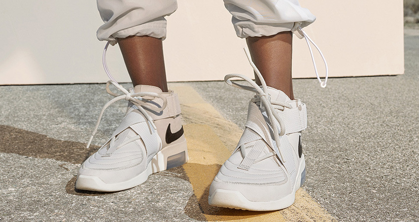 The Nike Air Fear Of God Pack Releasing On April 27th 02