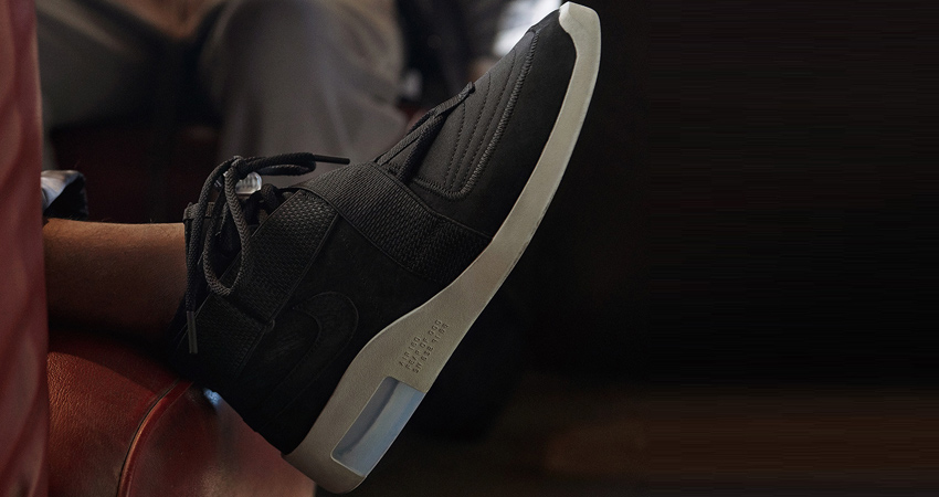 The Nike Air Fear Of God Pack Releasing On April 27th 06