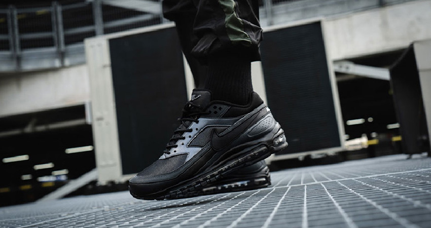 fa886e4526 The Nike Air Max 97/BW 'Black' Is Something You Can't Miss – Fastsole