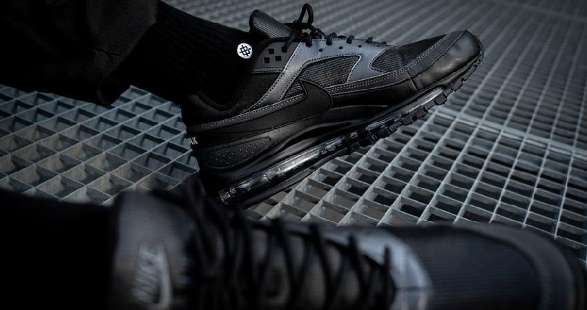 Nike Air Max 97BW BlackBlack NWT