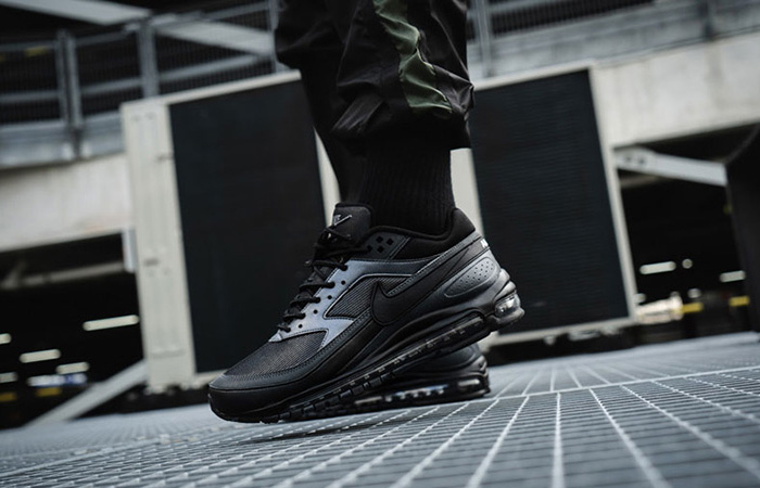 The Nike Air Max 97BW 'Black' Is Something You Can't Miss ft