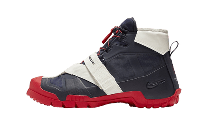 UNDERCOVER Nike SFB Mountain University Red BV4580-400 01