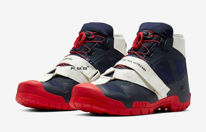 UNDERCOVER Nike SFB Mountain University Red BV4580-400 02