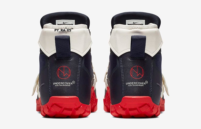 UNDERCOVER Nike SFB Mountain University Red BV4580-400