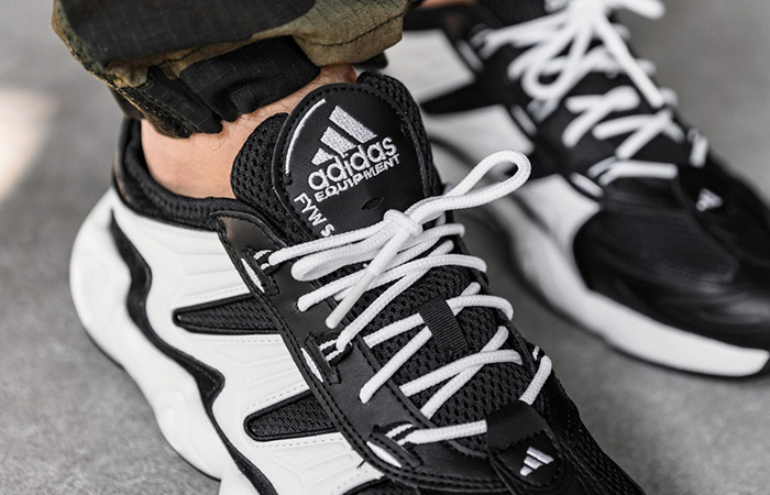 adidas FYW S-97 Black White G27986