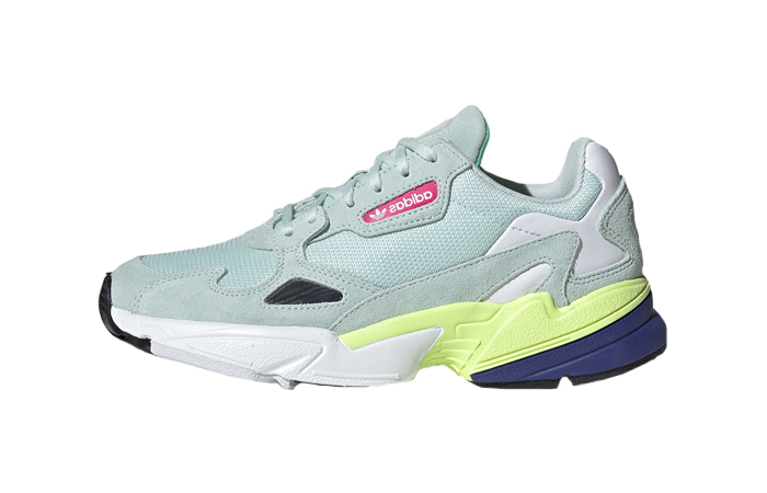 adidas Falcon Ice Mint CG6218 01