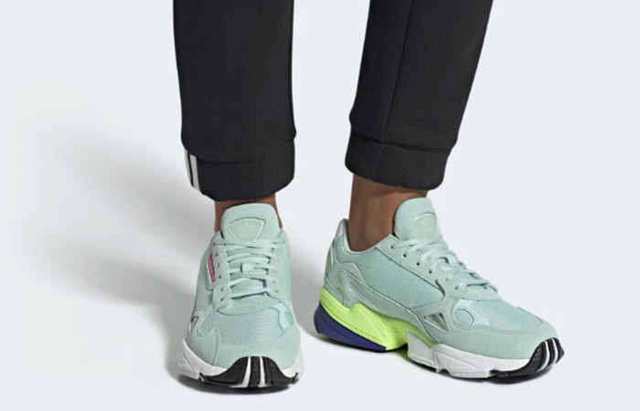 adidas Falcon Ice Mint CG6218 02