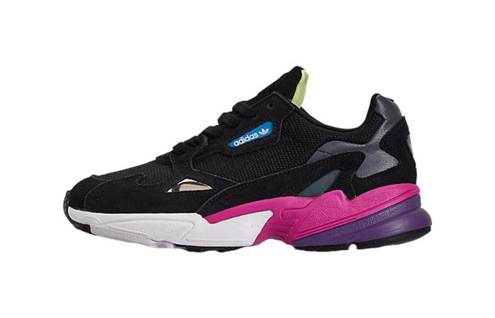 adidas Falcon Shock Pink CG6219 01