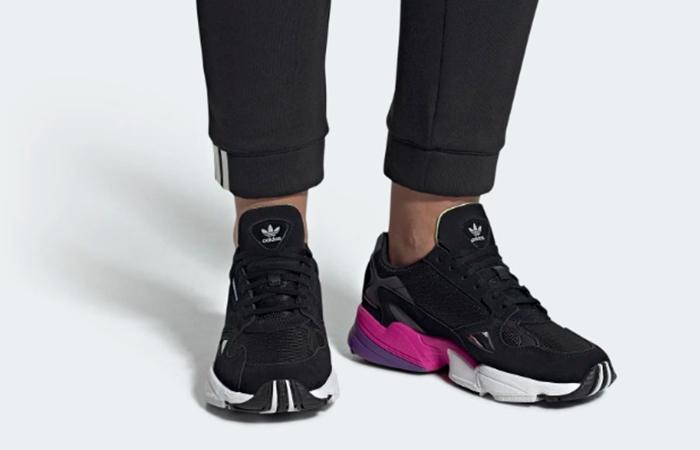 adidas Falcon Shock Pink CG6219 02
