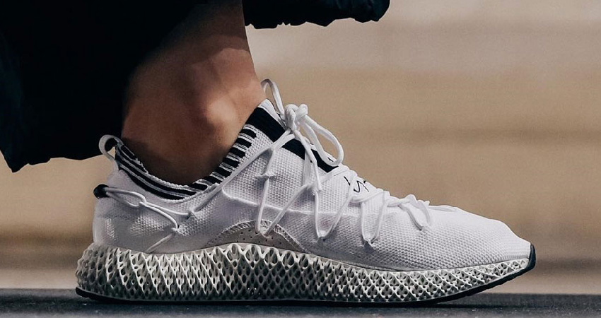 1474fa0f8 adidas Futurecraft Coming With A New Colorway Of The Y-3 Runner 4D II 01