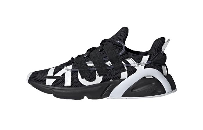 meet 22f04 a8759 adidas LXCON Black and White EG7536