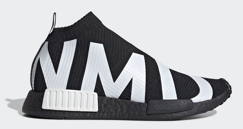 adidas NMD CS1 Primeknit Is Coming With Two Black and White Swapped Look 01