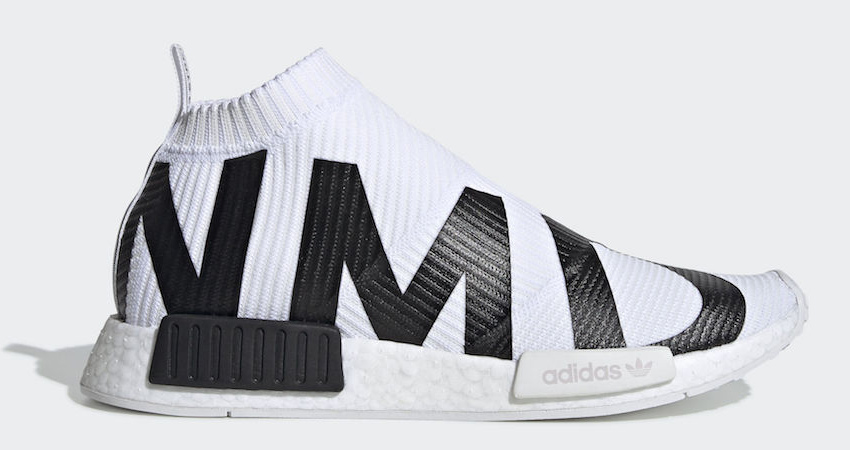 adidas NMD CS1 Primeknit Is Coming With Two Black and White Swapped Look 03