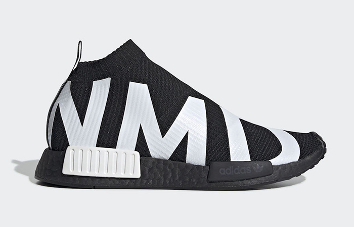 adidas NMD CS1 Primeknit Is Coming With Two Black and White Swapped Look ft